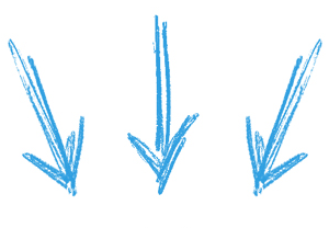 blue-arrows